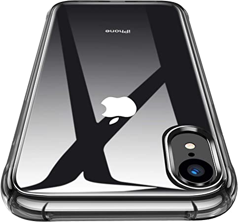 Canshn Clear Für Iphone Xr Hülle Hochwertig Elektronik