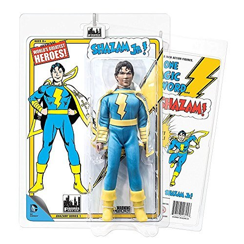 Shazam Retro 8 Inch Action Figures Series 1: Shazam Jr.