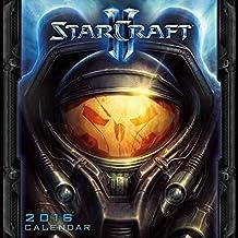 StarCraft II 2016 Wall (Calendar)