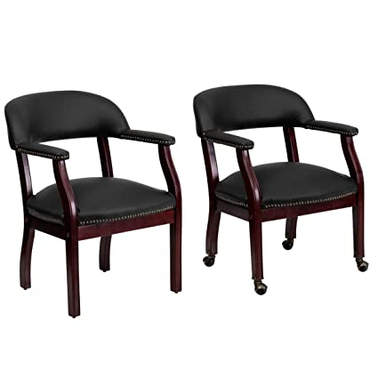 Amazon.com: Flash Furniture - Silla de conferencias y silla ...