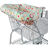 Comfort & Harmony Cozy Posies Cart Cover, Pink