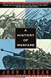 Book cover from A History of Warfare by John Keegan