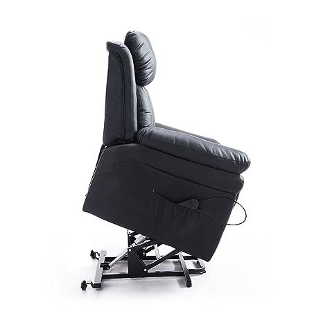 Homcom Elektrischer Fernsehsessel Aufstehsessel Relaxsessel Sessel