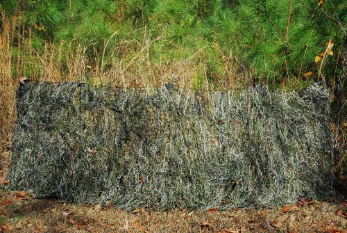 (Ghillie Turkey Blind Cover (Woodland) )
