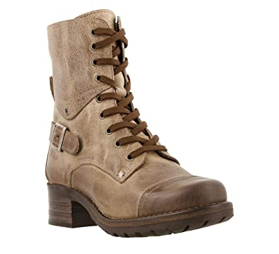 Taos Footwear Women's Crave Stone Boot 39 M EU / 8-8.5 B(M) US