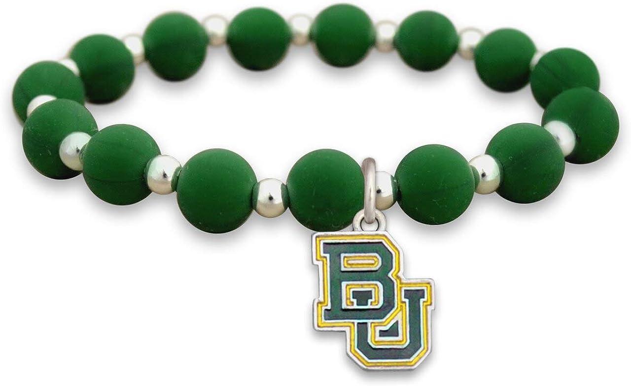 FTH Baylor Bears Stretch Bracelet