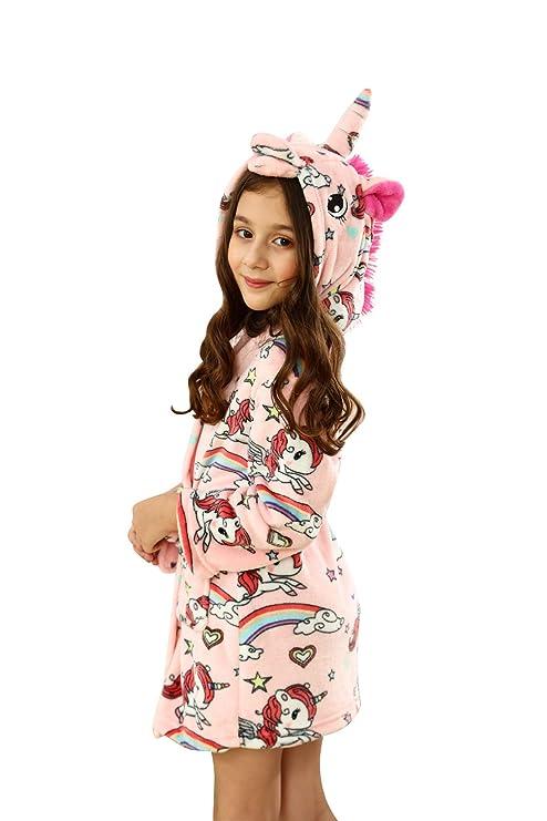 wgde toy Regalo de Unicornio para 2-4 años de Edad, niña de ...