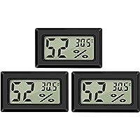 Thlevel LCD digital temperatur luftfuktighet meter termometer, mini digital termometer hygrometer och…