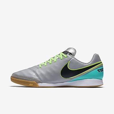 f4bb4042605b Nike Tiempox Genio II Leather IC Mens Soccer-Shoes 819215-003 7.5 -