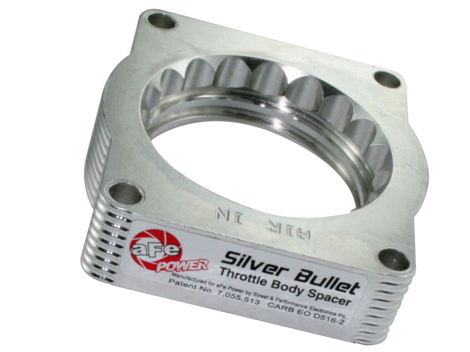 aFe Power 46-33002 Silver Bullet Throttle Spacer