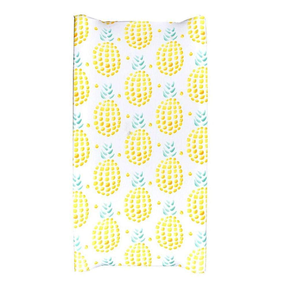 TODAYTOP Baby Stretchy Changing Pad Covers High Quality Cotton Unisex Sheets Cute Changing Mat/C