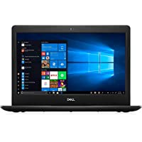 Dell Inspiron 3493-3464BLK Laptop Core I5-1035G7 4GB 128GB SSD 14In Display (1366x768) Bluetooth Webcam WIN10 BLACK