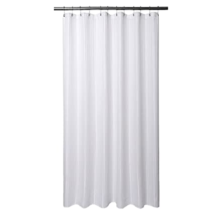 Barossa Design Fabric Shower Curtain 92 Inch Extra Long Size