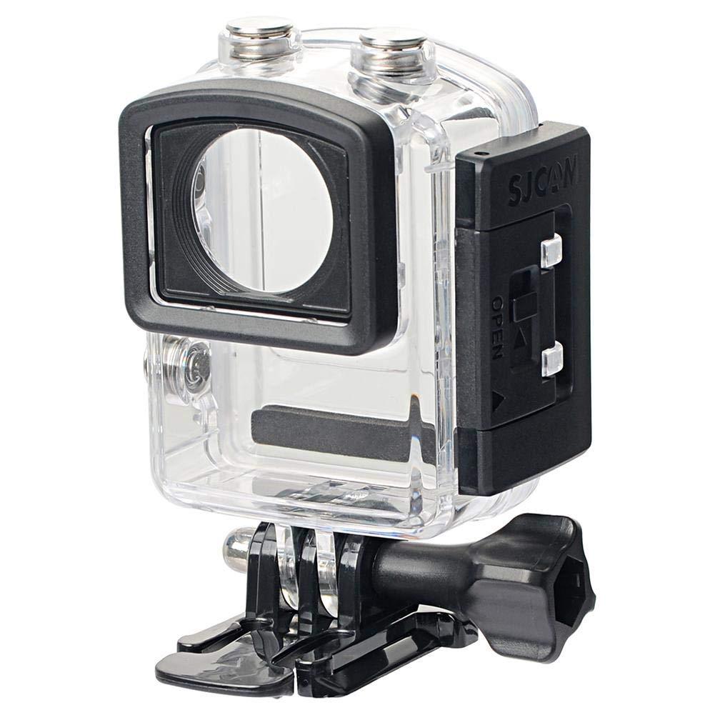 ForU-1 - Carcasa Impermeable para cámara SJCAM M20: Amazon ...