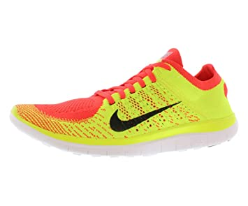 the best attitude cd655 6197d Image Unavailable. Image not available for. Color  Nike Free Flyknit 4.0  Running Men s ...