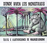 Image of Donde viven los monstruos: Album clasico / Where the Wild Things Are: Classic Picture Book (Historias Para Dormir) (Spanish Edition)