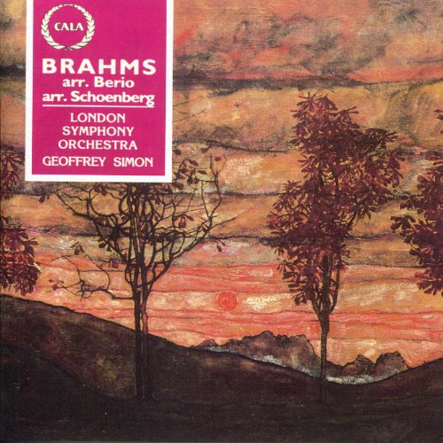 Brahms: Piano Quartet in G Minor Op.25; and Op.120, No.1 for Clarinet and Orchestra