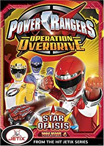 Power Rangers - Operation Overdrive, Vol. 4