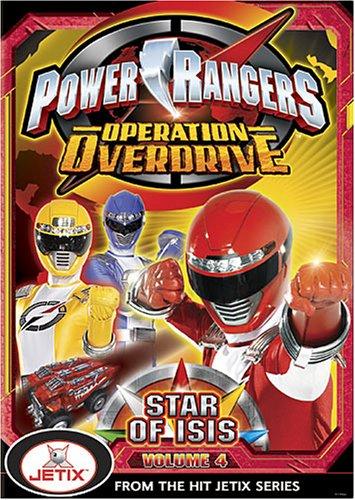 Power Rangers - Operation Overdrive, Vol. 4 (Drive Vista Buena)