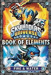 Book of Elements: Fire & Water (Skylanders Universe)
