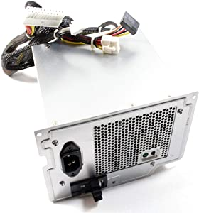 Dell T122K Power Supply Power Brick Power Source PSU Non-Redundant 375w For The PowerEdge T310 Server, Compatible Dell Part Number: T128K, Model Numbers: N375E-01, NPS-375CB-1 A (Renewed)