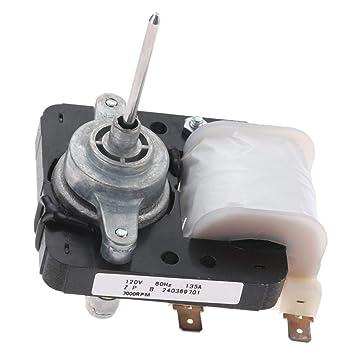 Dreld 240369701 Motor de ventilador de evaporador, sustituye a ...