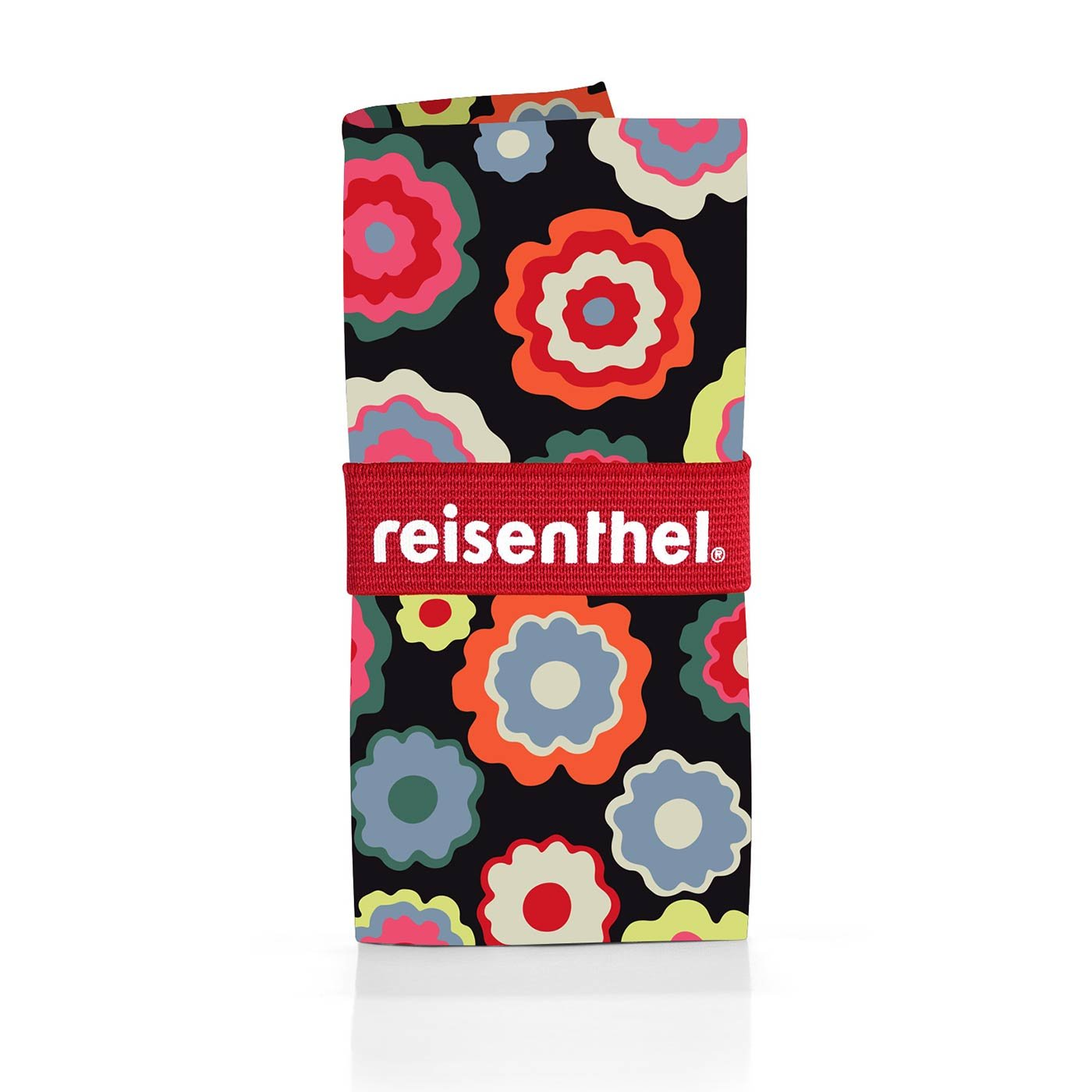 60 cm Multicolor Reisenthel Mini Maxi Shopper Bolso Bandolera 15 Liters Happy Flowers