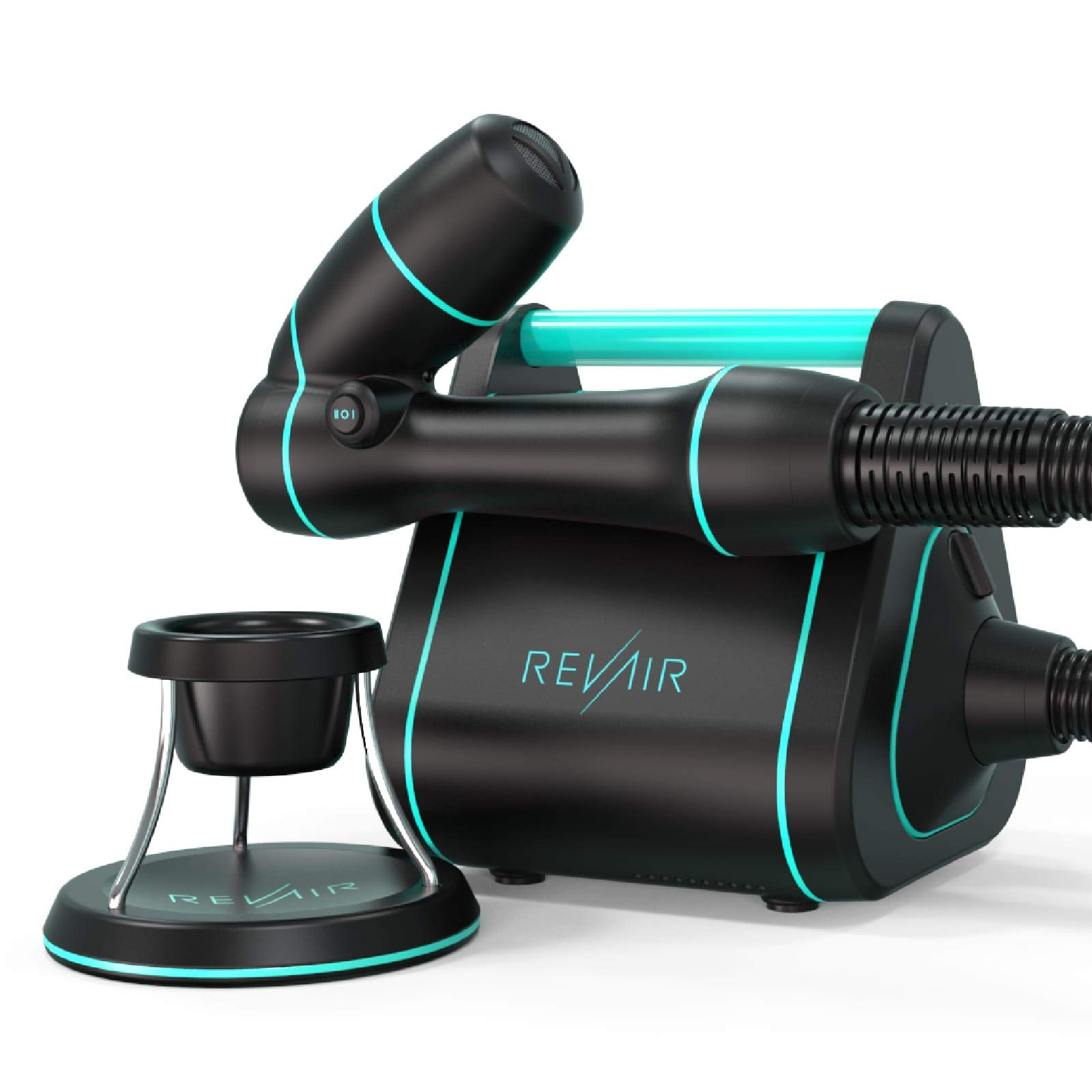 REVAIR Reverse-Air Hair Dryer   Easily Dry and Straighten Hair