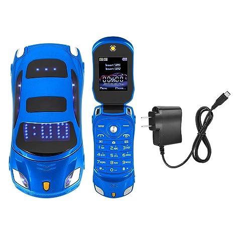 Amazon.com: Teléfono con tapa para estudiante con forma de ...