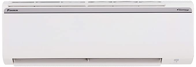 Daikin 1.8 Ton 4 Star Inverter Split AC (Copper, FTKP60TV, White)
