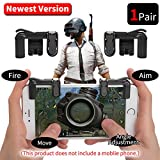 IFYOO FPS-PUBG Mobile Gaming Controller [Fire and Aim] Left & Right (L1R1) Buttons for PUBG Mobile/Fortnite/Knives Out/Rules of Survial, Cell Phone Game Controller for Android IOS (1 Pair) Review