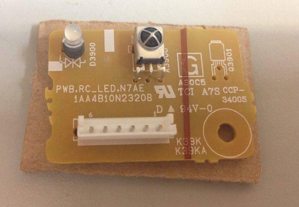 Sanyo 1 aa4b10 N2320b LED Sensor de infrarrojos para DP42840 - 02 ...