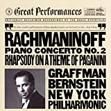 Rachmaninov: Piano Concerto No. 2 / Rhapsody On A Theme Of Paganini
