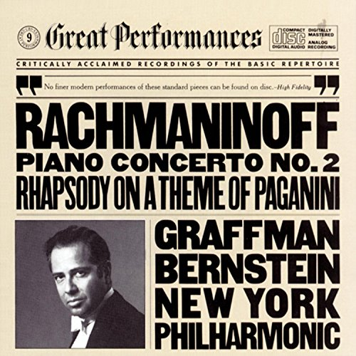 Rachmaninov: Piano Concerto No. 2 / Rhapsody On A Theme Of Paganini (Rachmaninoff Piano Concerto No 2 Best Recording)