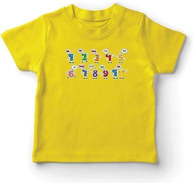 lepni.me Camiseta para Niño/Niña Amo Las matemáticas, Ropa de Regreso a la Escuela o de graduación: Amazon.es: Ropa y accesorios