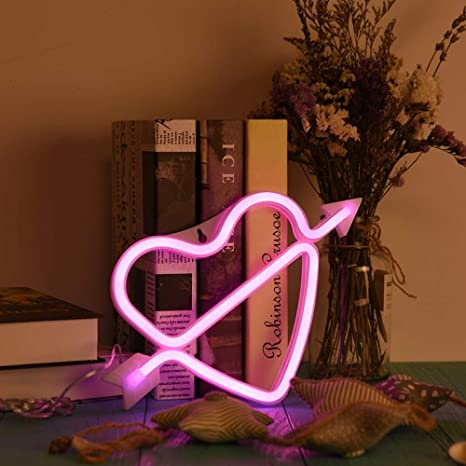 Immagini Natalizie Word.Led Neon Sign 26 Lettere Light Wall Word Poster Background