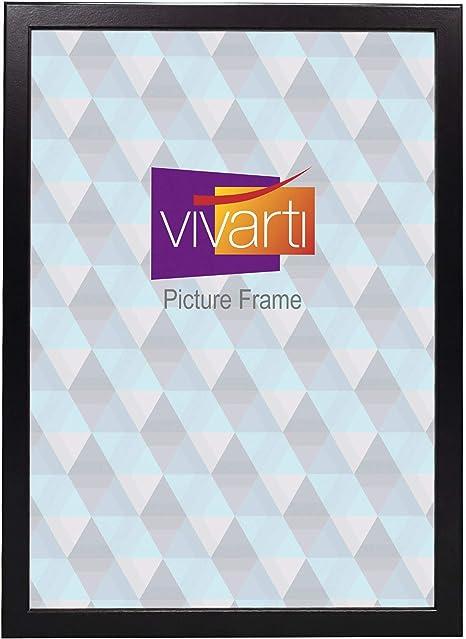 Vivarti Delgado Matt Negro Marco A3 tama/ños 29.7 x 42 cm