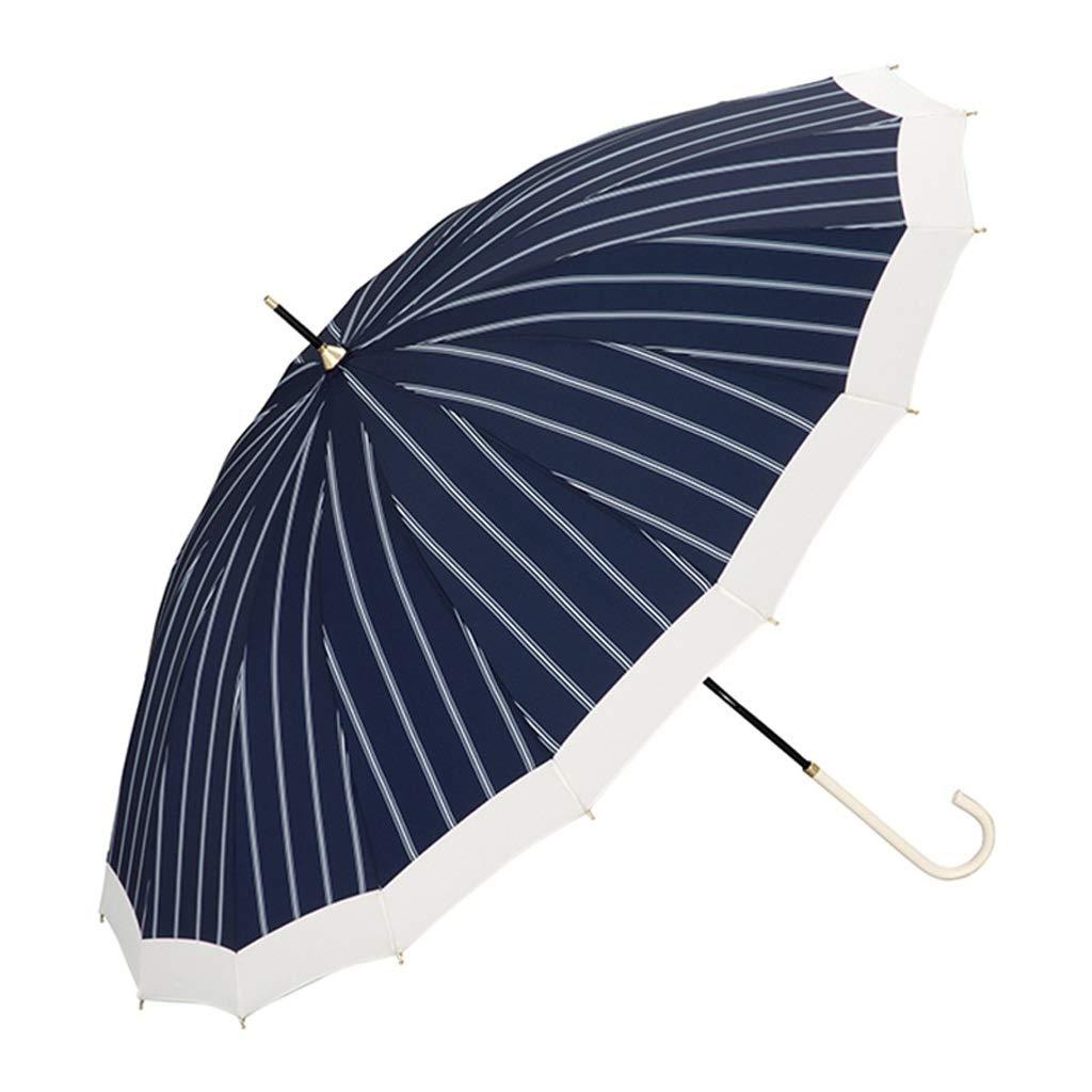 E  Parapluie Frais élégant élégant 16 os Long Manche ZJING (Couleur   B)