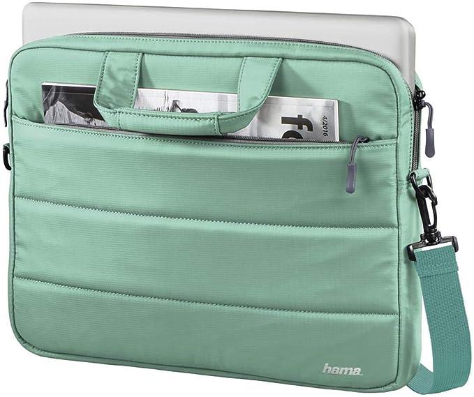 Hama Toronto Notebooktasche 39 6 Cm Aktenkoffer Mint Computer Zubehör