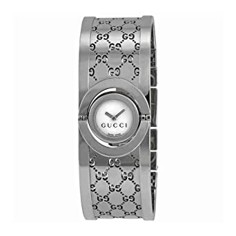 8339333f5d5 Image Unavailable. Image not available for. Color  Gucci Twirl Women s Watch (Model YA112510)