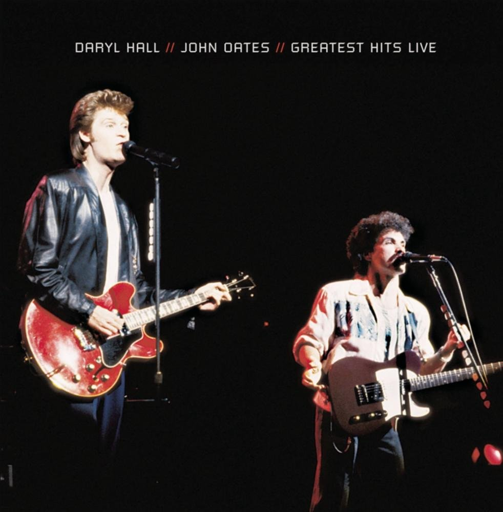 Hall & Oates - Greatest Hits Live by Rca