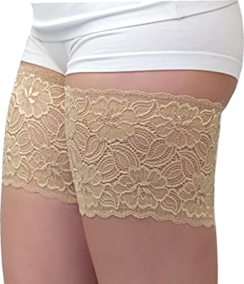 Avon Thigh Anti Chafing Comfort Bands Nude Discreet  **SAME DAY DISPATCH**