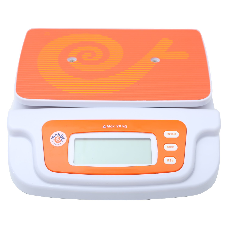 Mebby 91502 Baby /& Child digitale Babywaage