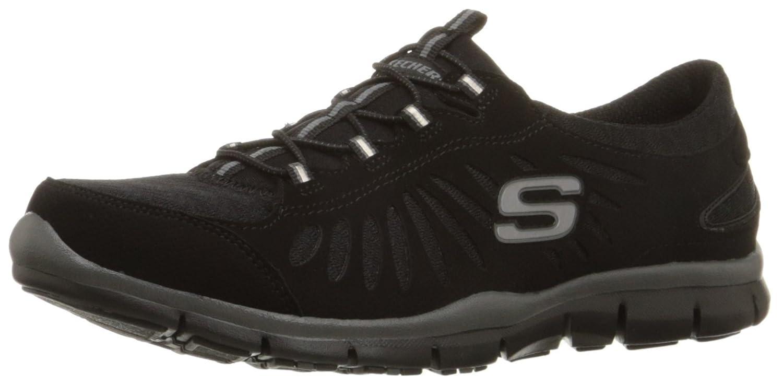 Skechers Sport Damen Gratis Big Idea Sneaker  6.5 E US Black
