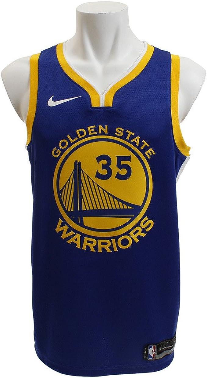 Nike GSW M Nk Swgmn JSY Road - Camiseta 2ª Equipación Golden State ...