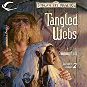 Tangled Webs: Forgotten Realms: Starlight & Shadows, Book 2 | Elaine Cunningham