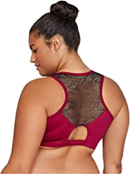 965827826e7 Lane Bryant Active Sports Bra Low Impact Wicking Racerback