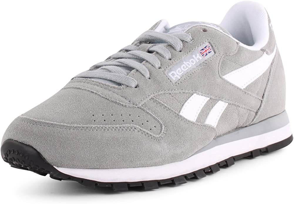 Reebok Classic Leather Suede Mens