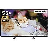 パナソニック 55V型 液晶テレビ ビエラ TH-55EX600 4K USB HDD録画対応 2017年モデル