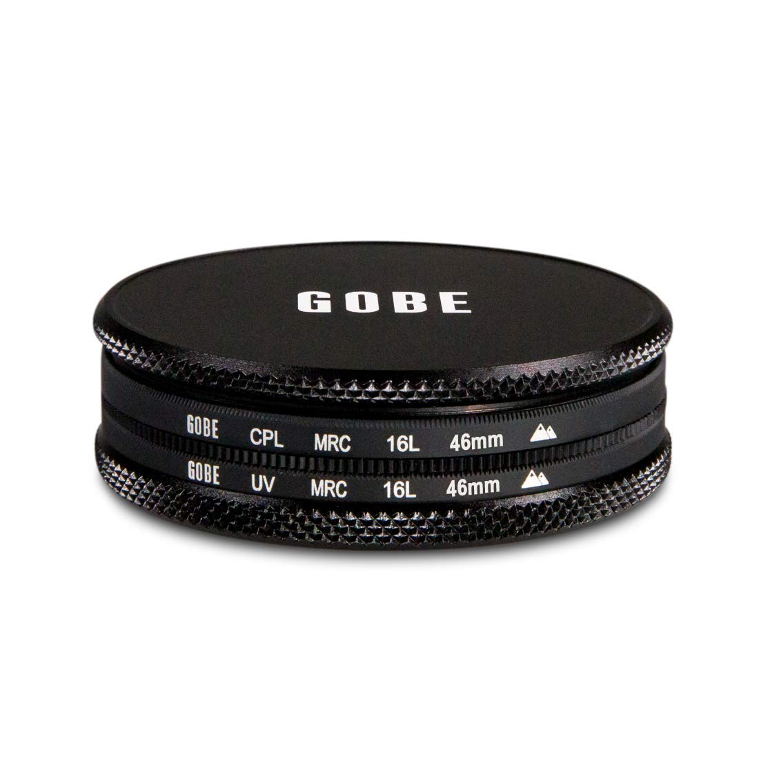 Polarisant CPL Gobe UV Kit de filtres 67mm /à 16 Couches MRC